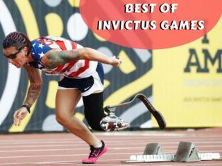 Best of Invictus Games 2017