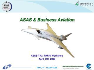 ASAS  Business Aviation