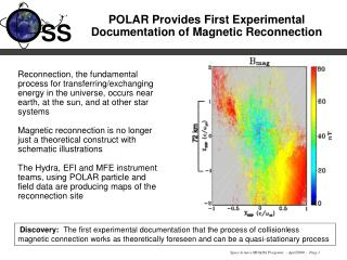 Space Science MODA Programs - April2000 - Page 1