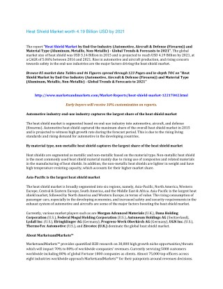 Heat Shield Market.pdf