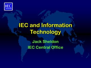 IEC and Information Technology