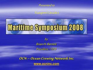 OCN   Ocean Crewing Network Inc. ocninc