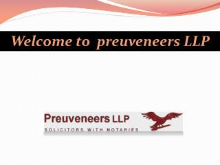 Legal Notary Public Services in Mitcham | Preuveneers LLP