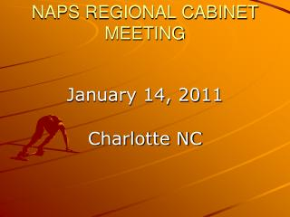 NAPS REGIONAL CABINET MEETING