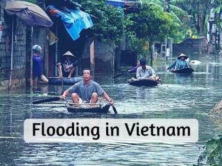 Death toll in Vietnam flooding