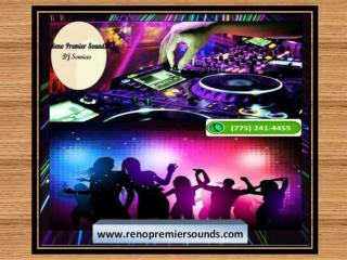 Getting the Best Wedding DJ for Your Special Day - Reno Premier Sounds