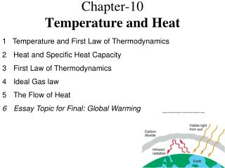 Chapter-10   Temperature and Heat