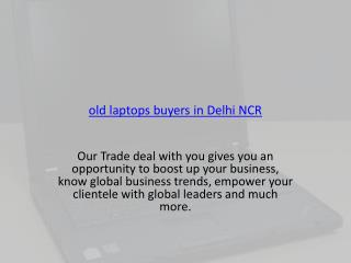 used laptops in Gurgaon