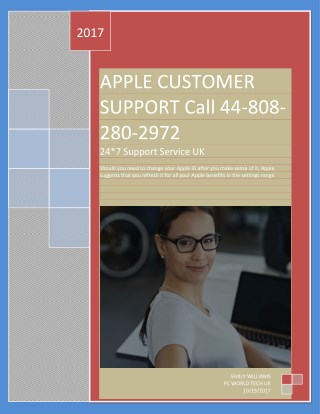 APPLE SUPPORT NUMBER Call 44-808-280-2972 for ITUNES SUPPORT
