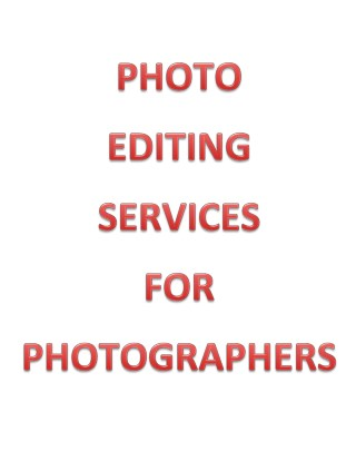 Image Editing Services for Photographers