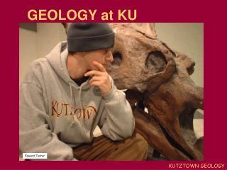 GEOLOGY at KU