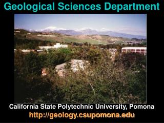Opportunities Careers in Geology - Geological Sciences ...