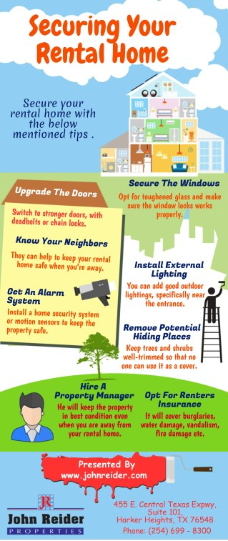 Securing Your Rental Home