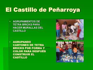 El Castillo de Pe arroya