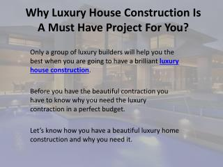 Ppt best luxury cottages in manali powerpoint for Must haves when building a new home