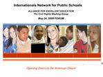 Internationals Network for Public Schools