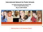 Internationals Network for Public Schools