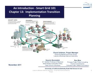 An Introduction - Smart Grid 101 Chapter 13:  Implementation Transition Planning