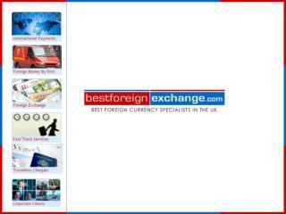 Best Foreign Exchange - International Wire Money Transfer
