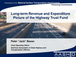 Long-term Revenue and Expenditure Picture of the Highway Trust Fund