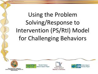 Using the Problem Solving
