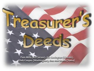 Treasurer s Deeds