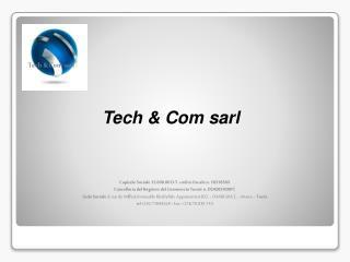 Tech  Com sarl