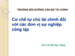 TRUNG BI DUNG C N B T I CH NH