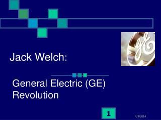 Jack Welch: