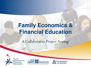 Family Economics  Financial Education
