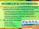 DIN MICA EN B. CONVERGENTES