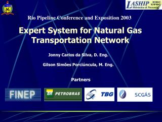 Expert System for Natural Gas Transportation Network