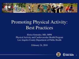 Promoting Physical Activity: Best Practices