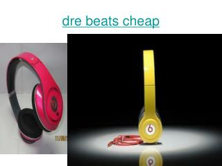 dre beats cheap