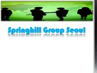 Springhill group seoul- Korea`s largest bank reports 3,000 c