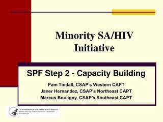 Minority SA