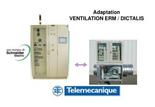 Adaptation VENTILATION ERM