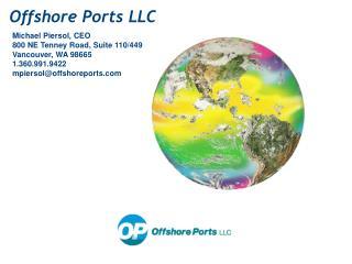 Offshore Ports LLC