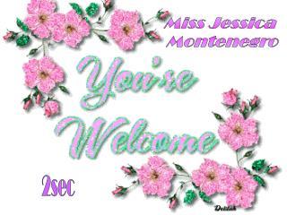 Miss Jessica  Montenegro