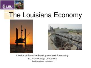 The Louisiana Economy