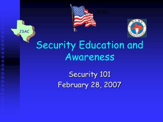 Security Education and Awareness