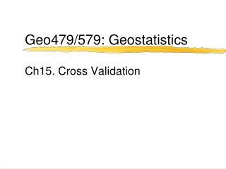 Geo479