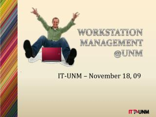Workstation Management   UNM