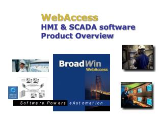 WebAccess  HMI  SCADA software Product Overview