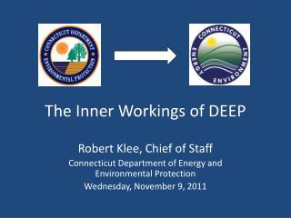 The Inner Workings of DEEP