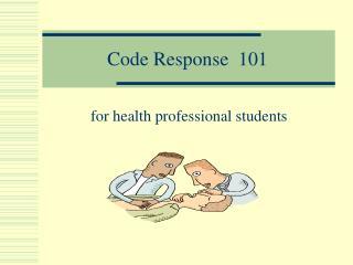 Code Response  101