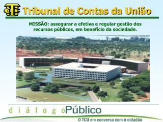 Tribunal de Contas da Uni o