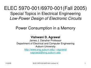 ELEC 5970-001