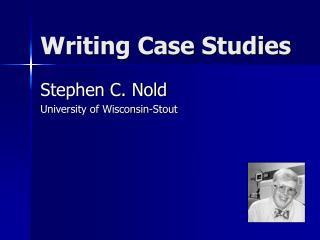 Writing Case Studies