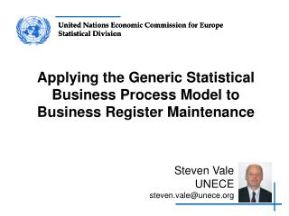 Applying the Generic Statistical Business Process Model to Business Register Maintenance